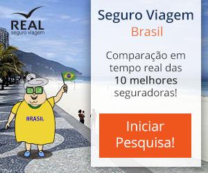 Seguro viagem para o Brasil