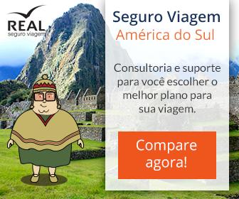 Seguro Viagem America Do Sul